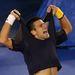 Novak Djokovics is így tesz