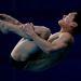 Az éppen ugró versenyző neve Wang Jao