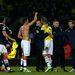 A Luton Town megverte a Norwich Cityt, ezért most ünnepelnek