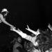 Szintén 1972. - Alice Cooper félmeztelenül a színpadon