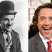 Charlie Chaplin és Robert Downey, Jr. A második játszotta az elsőt 1992-ben
