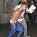 Justin Bieber megy vissza a szállodába saját szülinapi bulijából Londonban