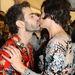 A Louis Vuitton párizsi bemutatója után kapta le Marc Jacobsot.