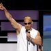 Vin Diesel izompólóban a Billboard Latin Music Awards nevű díjkiosztón 2009-ben