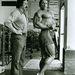 A legnagyobb tanítvány: Arnold Schwarzenegger.