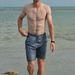 Andy Murray az óceánban