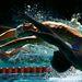 Julian Bunclark brit úszó 1997-ben rajtol