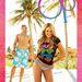 Kellan Lutz és Katrina Bowden a szörffelszerlést népszerűsíti