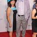 Stephanie Rivera lila szalagját nem értjük, a szandáljáról nem is beszélve
