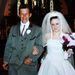 Garry és Rachel Floodgate esküvője 2004-ben