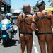 Ők is bevállalták – ha már egyszer nudista strandon sültek le