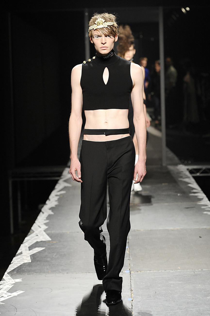 JW Anderson és Donatella Versace