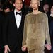 Tom Hiddleston és Tilda Swinton.