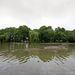 Az áradó Rába Győrben