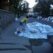 A belvárosi csatornákat is homokzsákokkal védik