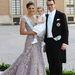Viktória svéd koronahercegnő személyi edző férjével, Daniel herceggel és kislányukkal