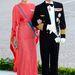 Mary dán hercegnő és a koronaherceg, Frederik.