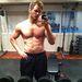 Chris Pratt 2013 júliusában, szuperhősös szerepre készülve