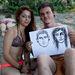 Léa és Marc, Franciaország – náluk csak a lány rajzolt