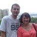 Dianne és Gavin Hodgson 2010-ben egy malagai nyaraláson