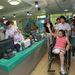 A műtét után végül örömmel hagyhatta el a kórházat.