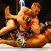 Conor McGregor könyökkel támadja Max Hollowayt