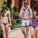 Peter Facinelli a lányaival nyaral Cancúnban