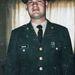 Robert Darling 1976-ban, katonaként