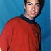 Herbert Chavez még fiatal srácként, amikor nem érte kés az arcát.