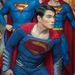 A világ legnagyobb Superman-gyűjteménye is az övé.