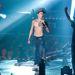 Jay Park félmeztelenül a színpadon Szöulban