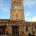 A Szent Kereszt Templom Sherstonban, ahol Darcyt egy esküvőn akarták alkalmazni