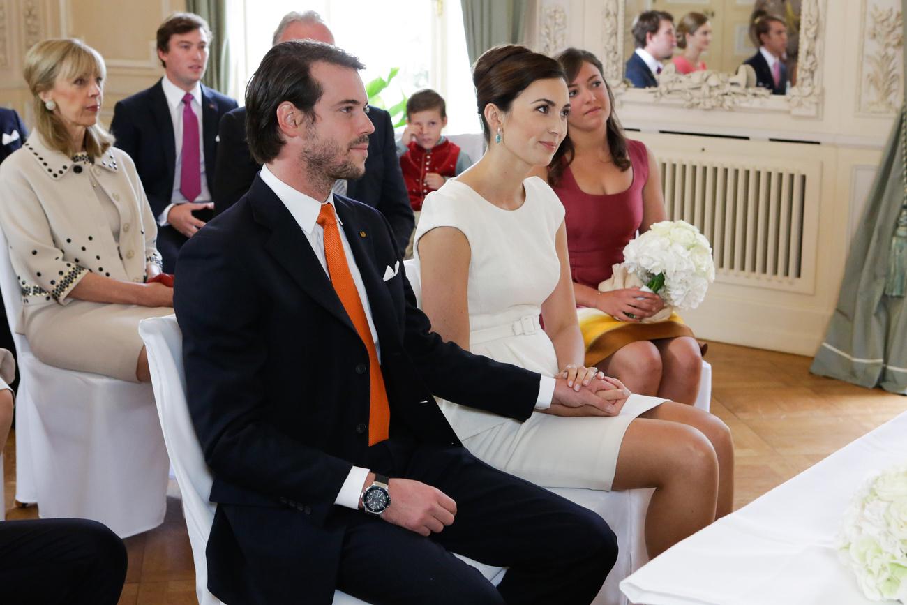 Luxemburg nagyhercegét azonban nem zavarta ez.