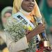 A győztes: Miss Nigéria, azaz Obabiyi Aishah Ajibola