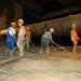 Így dolgoztak a munkások 2007-ben a 4-es metró építkezésén