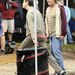 Jim Carrey és Jeff Daniels a Dumb és Dumber 2. forgatásán.