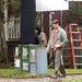 Jim Carrey a Dumb és Dumber 2 forgatásán.