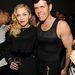 Madonna és Perez Hilton.