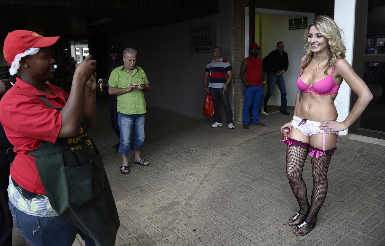 Sexpo, Johannesburg, 2013. szeptember 27.