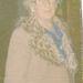 ...ez pedig a második fotó a nagymamáról, aki részben az insipráció volt a hajvágáshoz