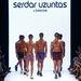 Modellek a kifutón az isztambuli divathéten