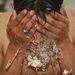 A vőlegény megtisztul az esküvő előtt