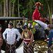 Kanjeng Pangeran Haryo Notonegoro, a vőlegény hintóval érkezik