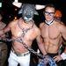 Jönnek a jelmezesek! Egy bika és egy szemüveges chippendale-es