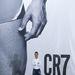 Cristiano Ronaldo saját márkájának, a CR7-nek a bemutató promóeseményén Madridban