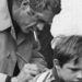 És így adott autogramot egy kisfiúnak 1968-ben