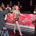 Miley Cyrus ebben a szettben érkezett az MTV EMA-re