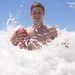 Jake Kolodjashnij a tengerben