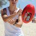Jake Kolodjashnij a strandon