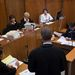 Őt is zavarja, hogy a vádlott négy hónap spéttel tett vallomást, és kérte, hogy a bíróság azt ne is vegye figyelembe.